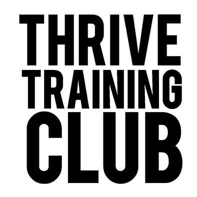 Thrive Training Club Design #135771