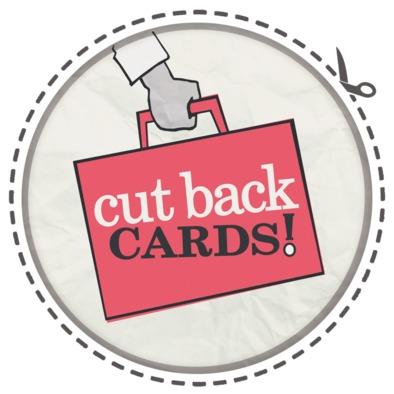 'Cut Back Cards' Official Badge Mug>