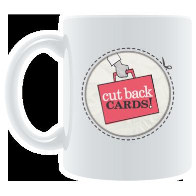 'Cut Back Cards' Official Badge Mug