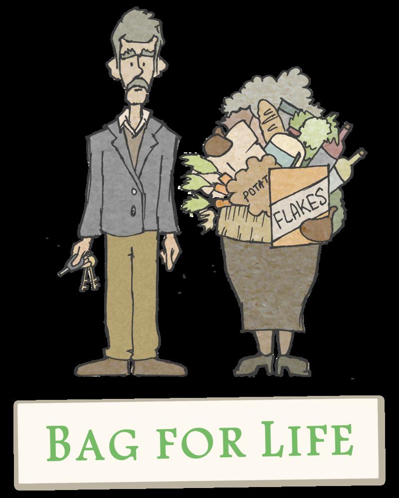 Bag for Life>