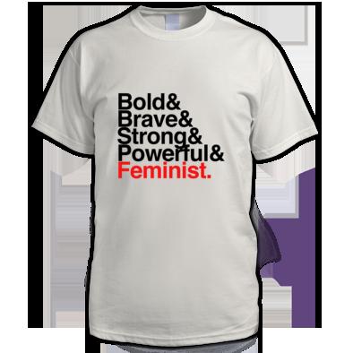 &Feminist Tee