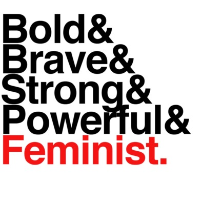 &Feminist Tee - Fitted