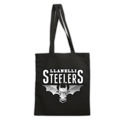 Llanelli Steelers Bag For Life (Titanium Logo)