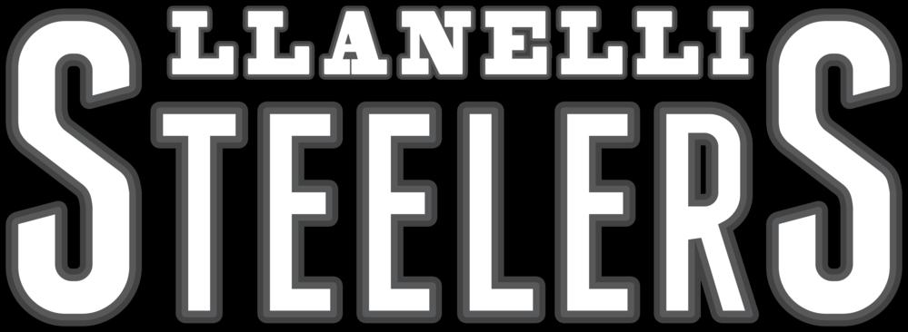 Llanelli Steelers Women's Tee (Text Only Logo)>