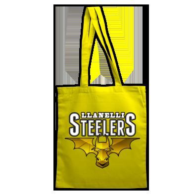 Llanelli Steelers Bag For Life (Platinum Logo)