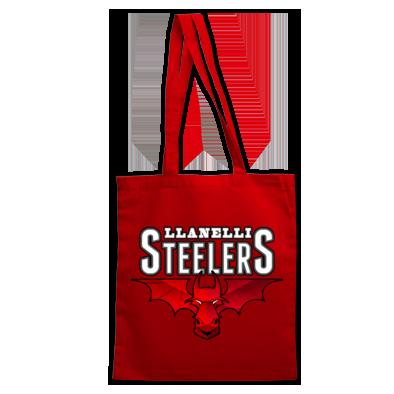 Llanelli Steelers Bag For Life (Hellfire Logo)