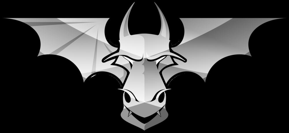 Llanelli Steelers Baseball Cap (Titanium Dragon Logo)>