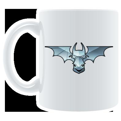 Llanelli Steelers Coffee Mug (Blue Steel Dragon)