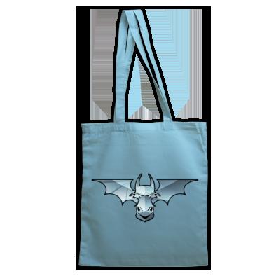 DragonLlanelli Steelers Bag For Life (Blue Steel Dragon)