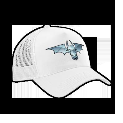 Llanelli Steelers Baseball Cap (Blue Steel Dragon)
