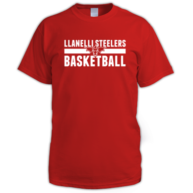 Llanelli Steelers Basketball Warm Up
