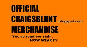 Official CraigsBlunt Merchandise