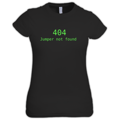 404 - Jumper not found