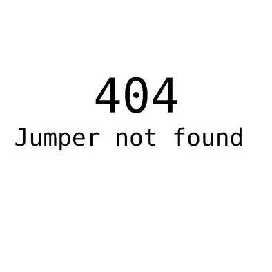 404 - Jumper not found>