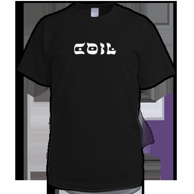 COIL (BAND) MENS UNISEX T-SHIRT