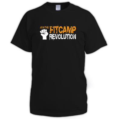 T-Shirt Join The FitCamp Revolution