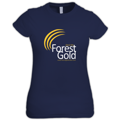 Forest Gold yellow/white