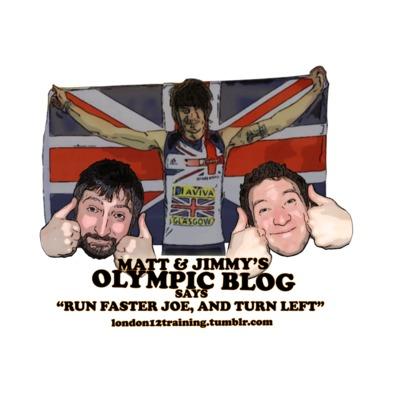 Run Faster Joe (Blokes)>