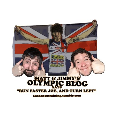 Run Faster Joe Mug>