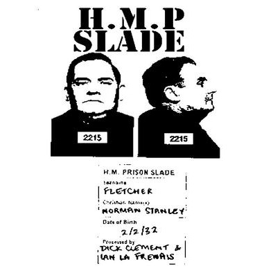 HMP SLADE NORMAN STANLEY FLETCHER REGULAR T-SHIRT>