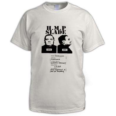 HMP SLADE NORMAN STANLEY FLETCHER REGULAR T-SHIRT