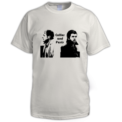 COLLIER & FERRIS 'THE LIKELY LADS' T-SHIRT