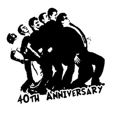 One Step Beyond 40th Anniversary Ladies Fit T-Shirt