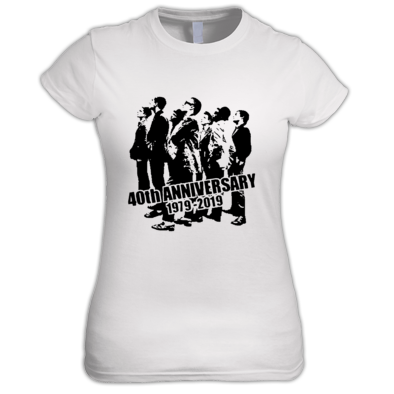 'SPECIALS' 40th Anniversary Ladies Fit T-Shirt