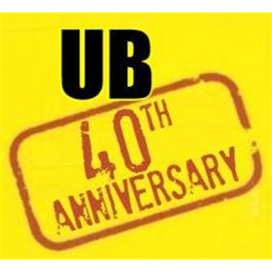 UB40th Signing Off T-Shirt
