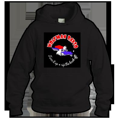 Official Wolfman Radio Men's Hoodie