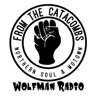 FROM THE CATACOMBS - Wolfman Radio Official T-Shirt>