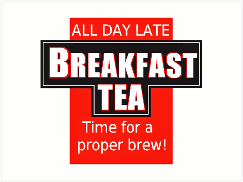 All Day Late Breakfast Tea 'Proper Brew' Mug>