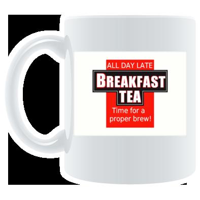 All Day Late Breakfast Tea 'Proper Brew' Mug