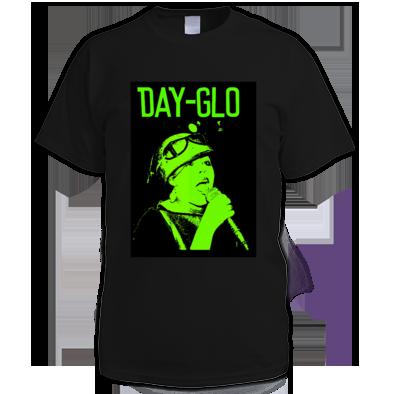 Poly Styrene DAY-GLO Tee Shirt