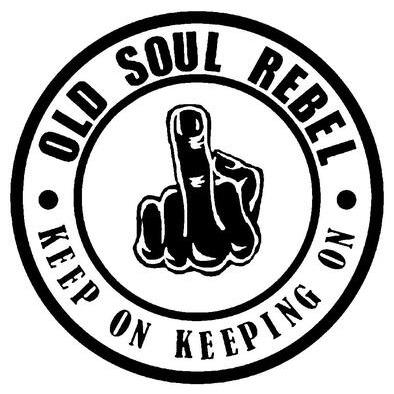 Old Soul Rebel KOKO Mens Tee Shirt>
