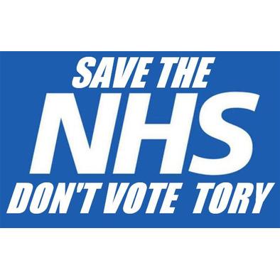 SAVE THE NHS TEE SHIRT