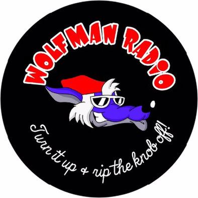 Official Wolfman Radio Mug