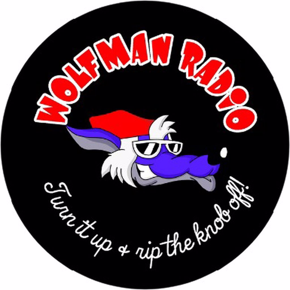 Official Wolfman Radio Baseball Cap>