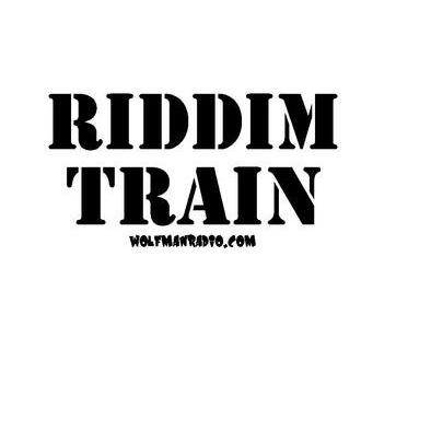 Wolfman Radio Riddim Train T Shirt>
