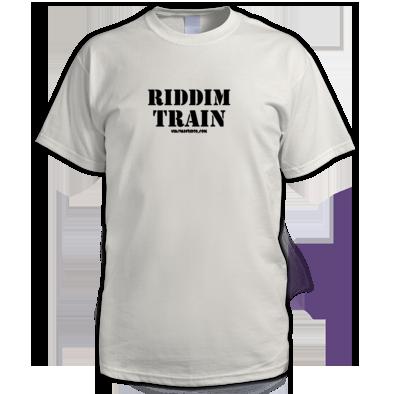 Wolfman Radio Riddim Train T Shirt