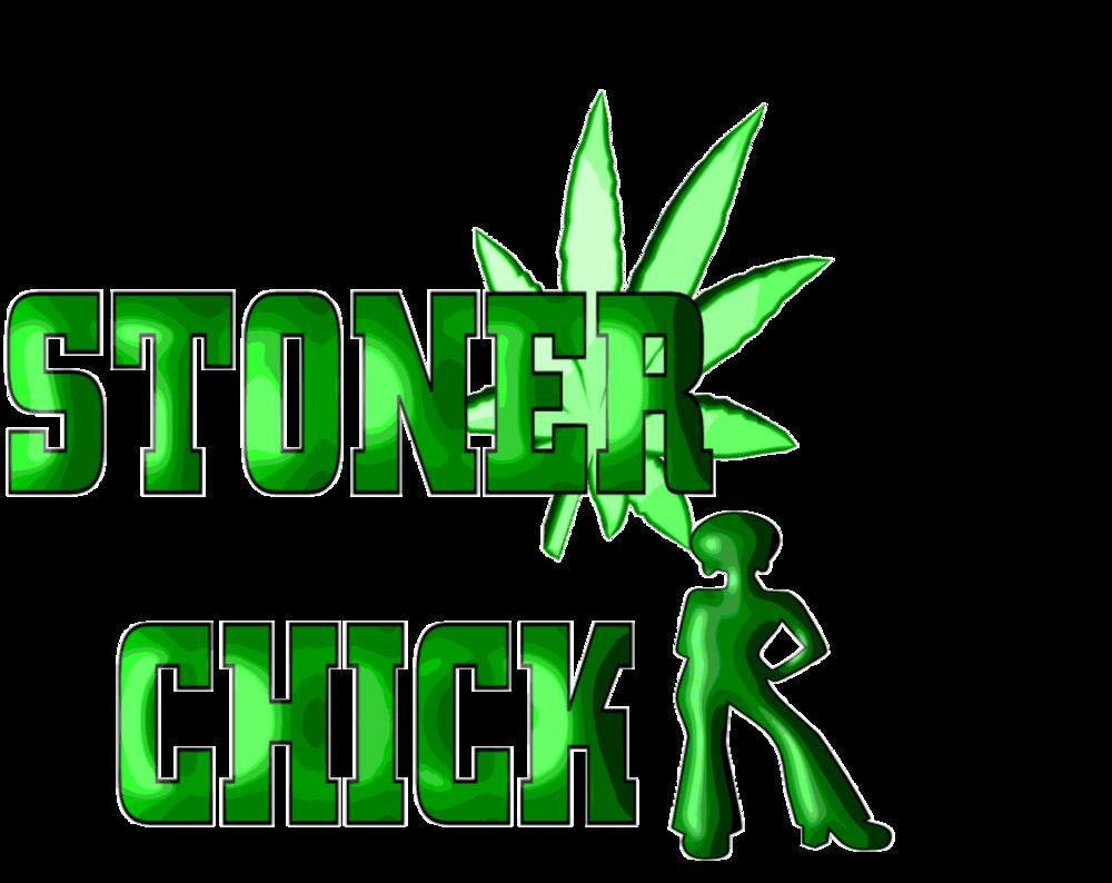 STONER CHICK>