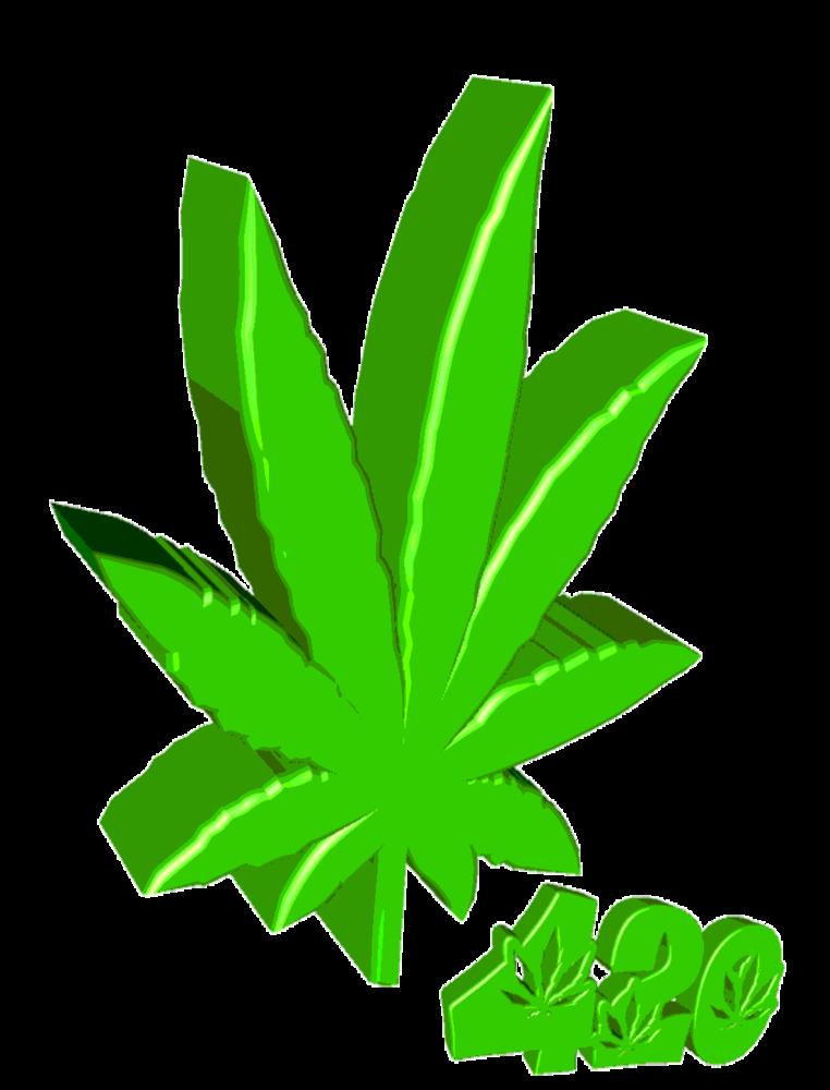 420 GREEN>
