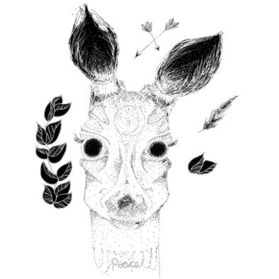 Deer Inverted>