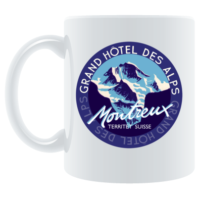 Grand Hotel Montreux