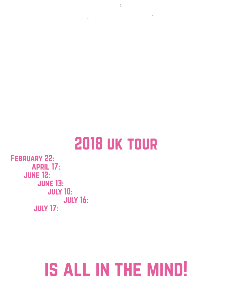 Boogie on the Brain 2018 - Official Tour Hoodie>