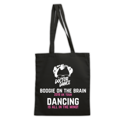 Boogie on the Brain 2018 - Official Canvas Bag