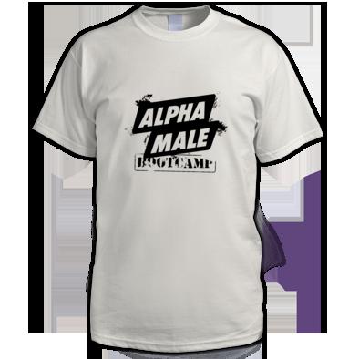 e7f5f991b8ff BH Boot Camp Shop ::: Alpha Male T Shirt at Cotton Cart
