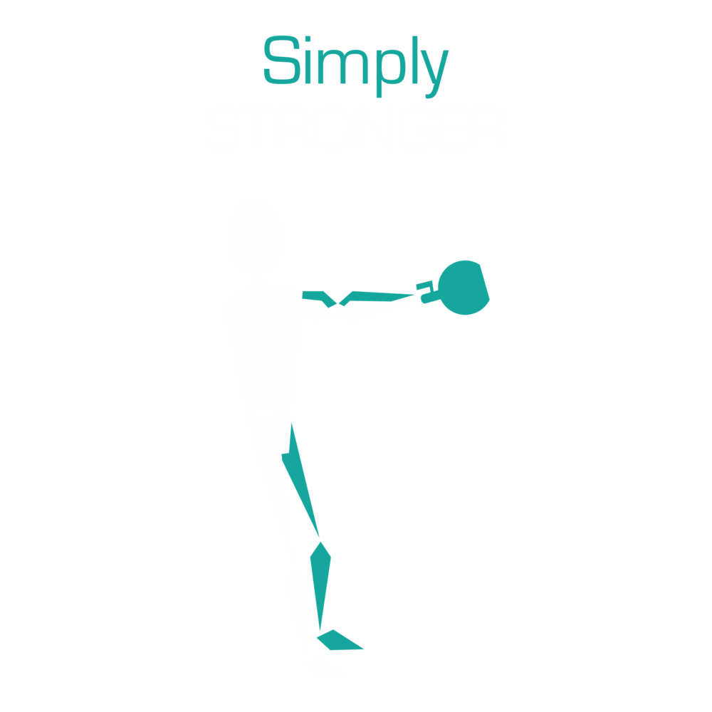 Simply Stronger - Two Handed Swing>