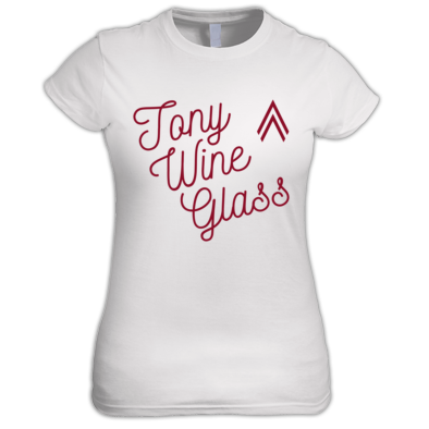 Tony Wine Glass colour