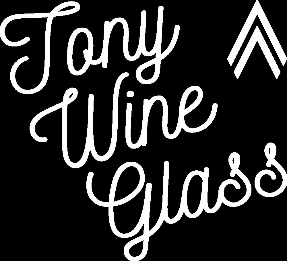 Tony Wine Glass white>